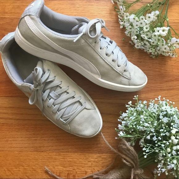 45cab486d31 Puma Vikky Softfoam Women's Sneakers in Gray 7. M_5babb8b2c2e9fe9942d786b7